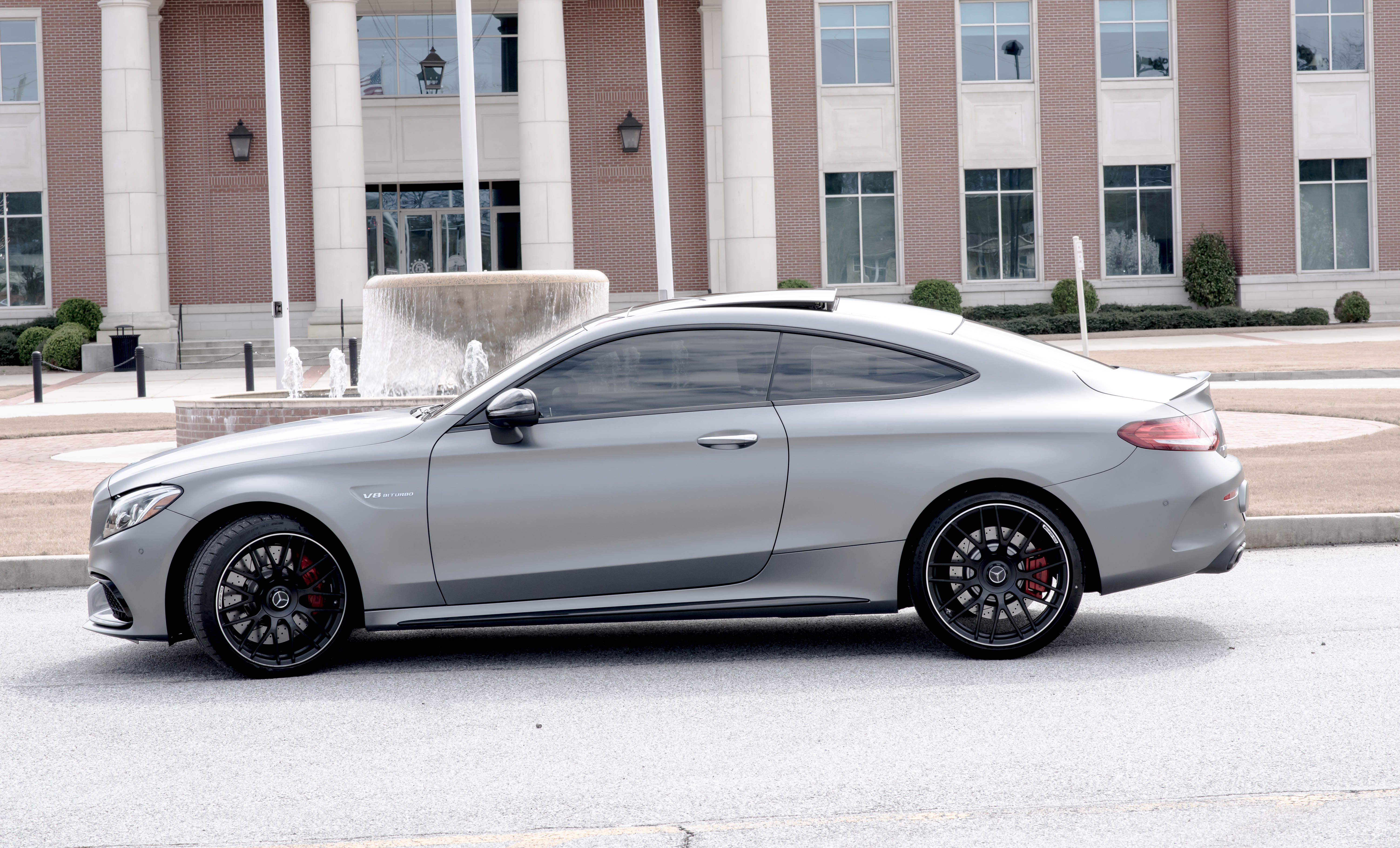 2018 Mercedes Benz Amg C63 S Coupe Speed Beautiful For Rockstar